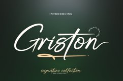 Griston Product Image 1