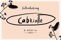 Cabriolle Product Image 1