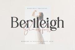 Berlleigh Beautifull Font Duo Product Image 1
