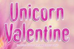 Unicorn Valentine Product Image 1