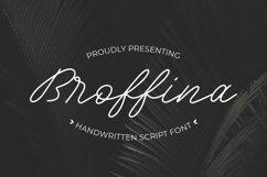 Broffina Font Product Image 1