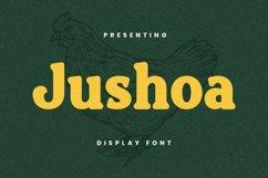Jushoa Font Product Image 1