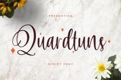 Quardtuns Font Product Image 1