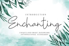 Enchanting Product Image 1