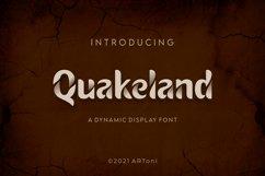 Quakeland Product Image 1