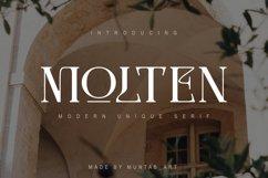 Molten   Modern Serif Product Image 1