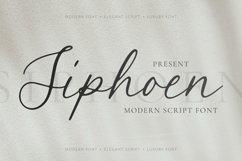 Siphoen Font Product Image 1