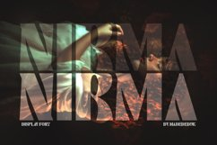 Nirma - Display Font Product Image 1