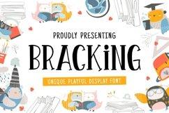 Bracking Font Product Image 1
