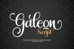 Galeon Script Product Image 1