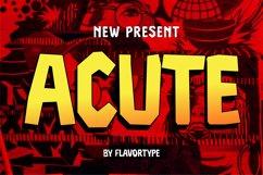 ACUTE Product Image 1