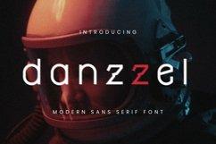 Danzzel Font Product Image 2