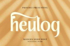 Heulog Font Product Image 1
