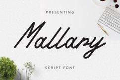 Mallary Font Product Image 1