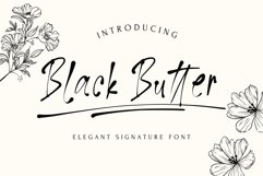 Black Butter Product Image 1