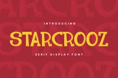 Starcrooz Font Product Image 2