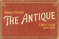 The Antique Product Image 1