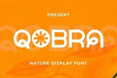 Qobra Font Product Image 1