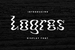 Logres Font Product Image 1