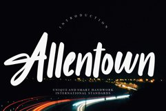 Allentown Product Image 1