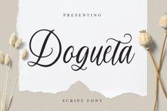 Dogueta Font Product Image 1