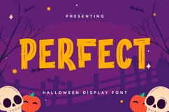 Perfect Font Product Image 1