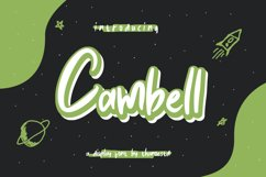 Cambell Product Image 1