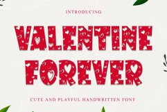 Valentine Forever Product Image 1