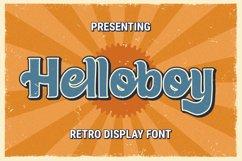 Helloboy Font Product Image 1