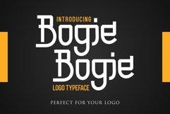 Bogie Bogie - Logo Typeface Product Image 1