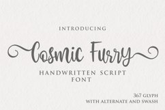Cosmic Furry Product Image 1