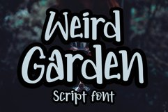 Weird Garden Product Image 1