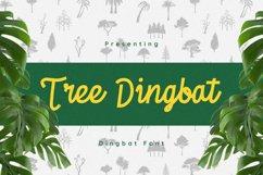 TreesDingbat Font Product Image 1