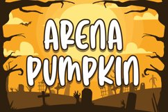 Arena Pumpkin Product Image 1