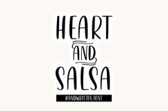Heart & Salsa Product Image 1