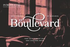Boullevard Product Image 1
