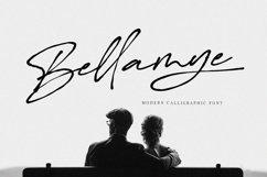 Bellamye - Modern Calligraphy Product Image 4