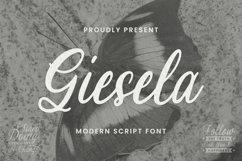 Giesela Font Product Image 1