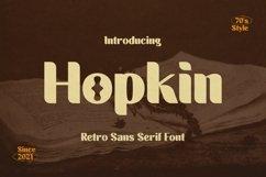 Hopkin Font Product Image 3