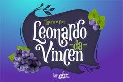Leonardo da Vincen Product Image 1