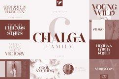 Chalga Family - 7 fonts Product Image 1