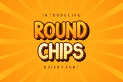 Round Chips Product Image 1