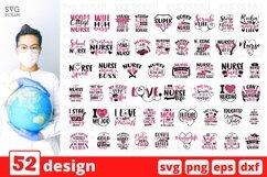 Nurse SVG Bundle   Medicine Cut File   Doctor Product Image 1