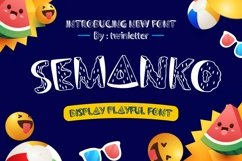Semanko Product Image 1