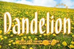 Dandelion Product Image 1