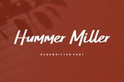 Web Font - Hummer Miller Product Image 1