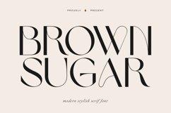 Brown Sugar   Modern Stylish Product Image 1