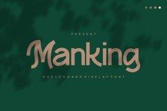 Manking Font Product Image 1