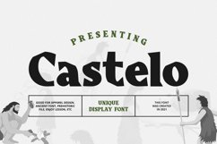 Castelo Font Product Image 1