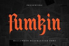 Fumkin Font Product Image 1
